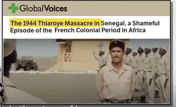 The Thiaroye Massacre: The colonial crime France doesn't want you to know about