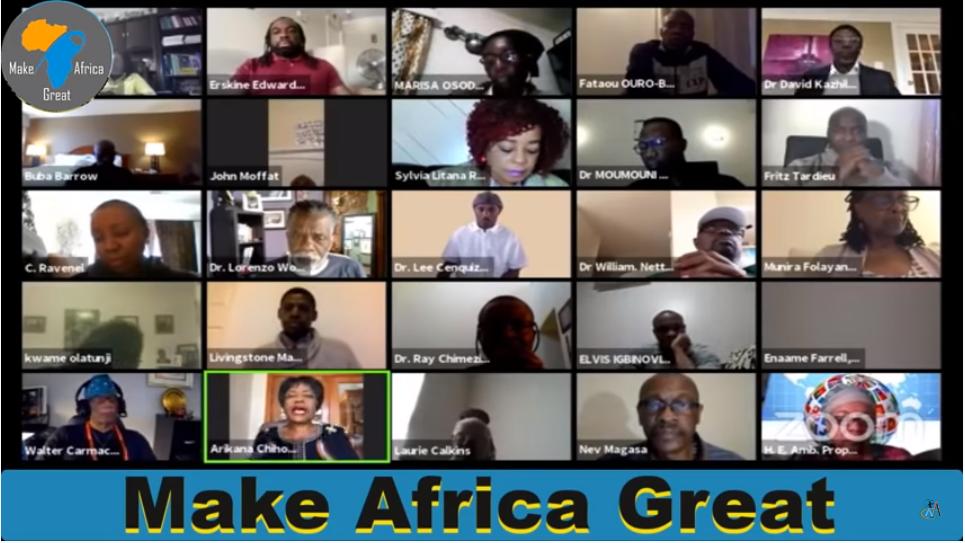 make africa great