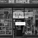 mr simple clothing store image