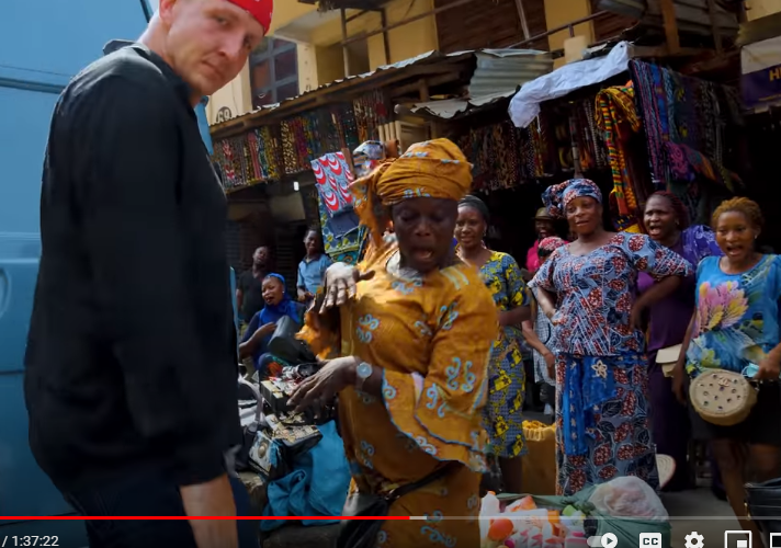Nigerian Food Tour!! Hardest Place to Shoot in Africa! (Full Documentary)
