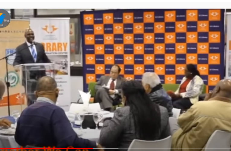Please Africa and DIASPORA WATCH this Video, We Must start Thinking without the BOX
