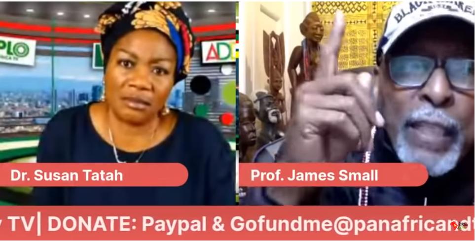 prof.james small